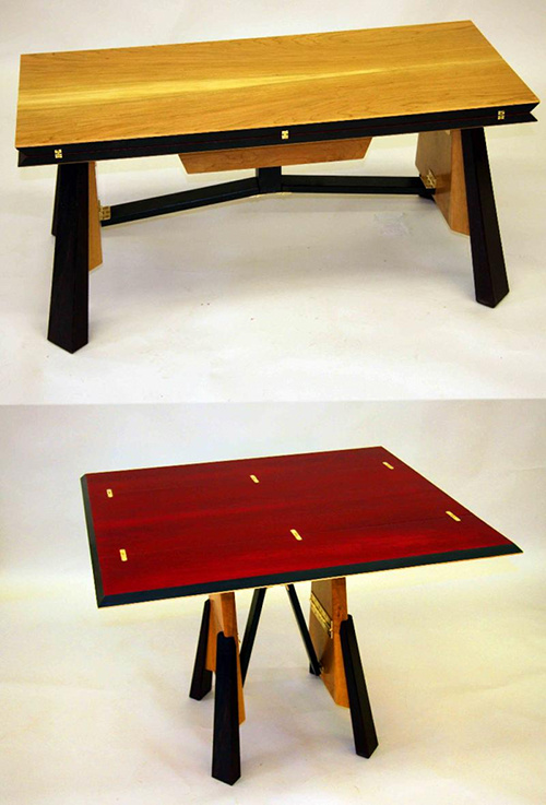 Jumping table