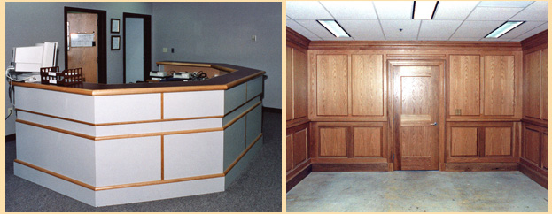 Essence Woodworks Commercial Cabinetry