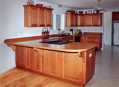 Essence Woodworks Residential Cabinetry