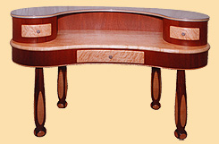 Furniture Produced by Essence Woodworks