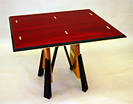 The Crimson Expandable Table